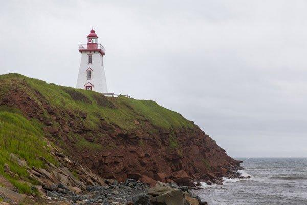 Lobster Island Lighthouse