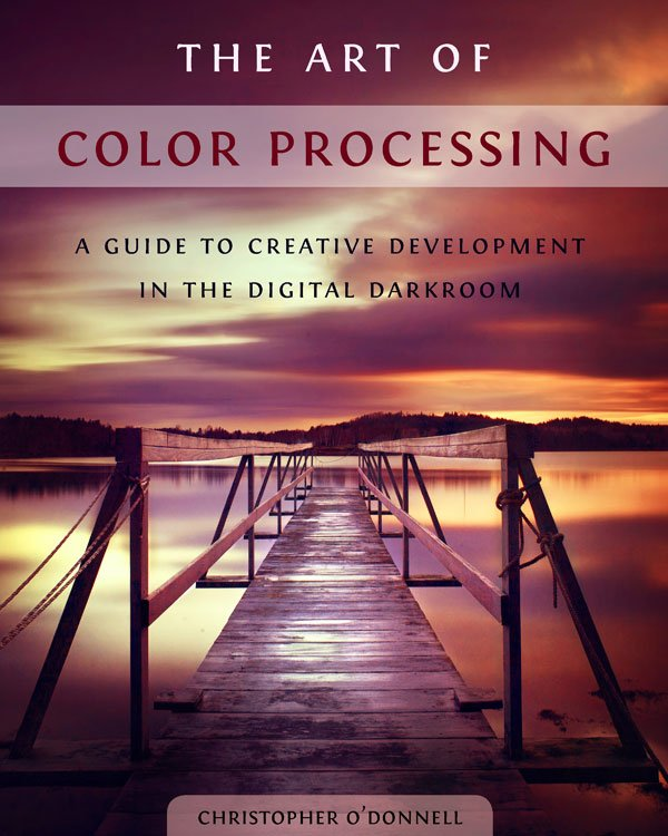 The Art of Color Processing eBook Cover