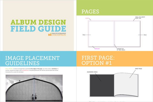 Album Design Field Guide