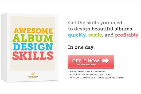 Awesome Album Design Skills