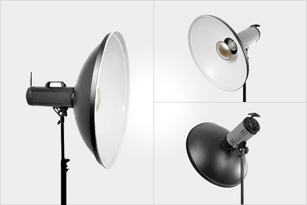 Beauty Dish Reflecors