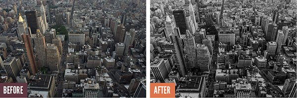 NYC Lightroom Image Processing Tutorials