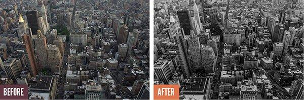 NYC Lightroom Image Processing Tutorials