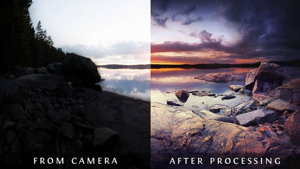 Photoshop CS6 Image Processing Results