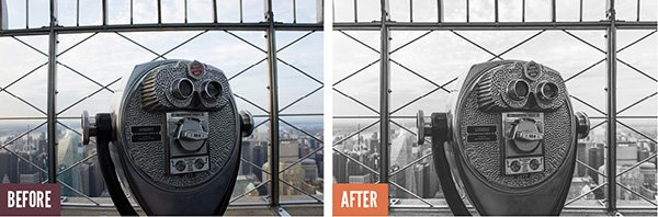 Lightroom Color to Black and white Conversion Tutorials