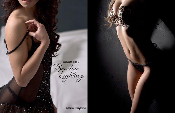Boudoir Photography eBook Cover