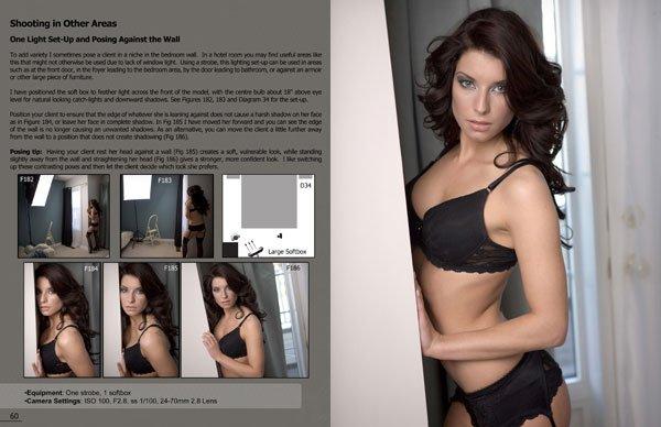 Boudoir Model Lighting Tips eBook