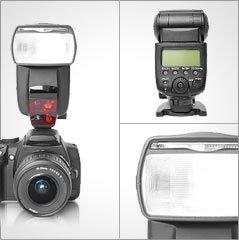 Camera Flash Types