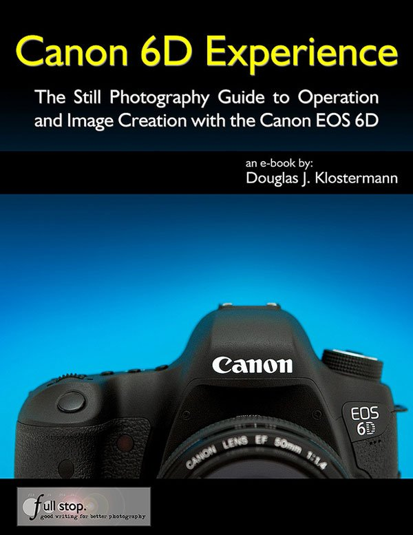 Canon EOS 6D Camera eBook
