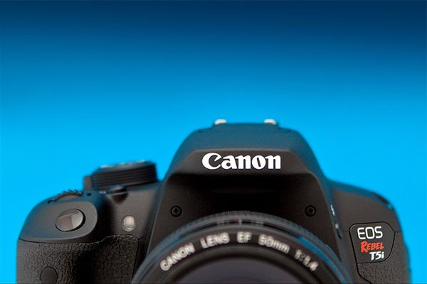 Canon T5i / 700D Camera eBook