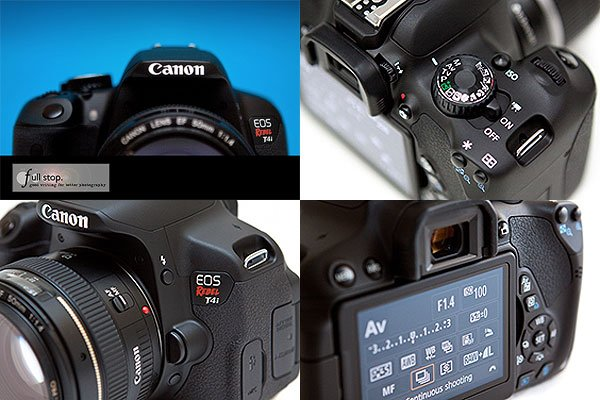 Canon T4i/ 650D Camera eBook