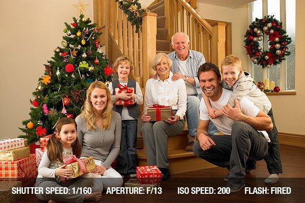 Christmas Group Photograph