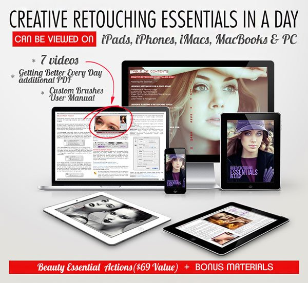 Creative Essentials eBook on all devices