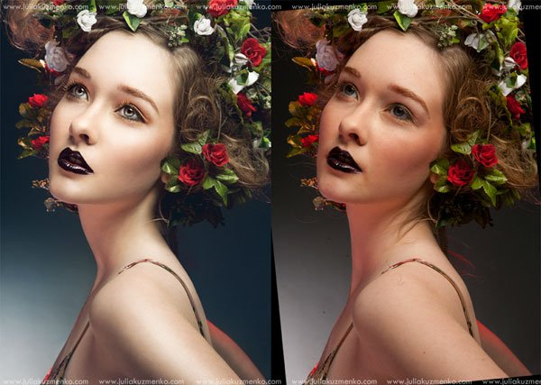 Portrait Retouching in Photoshop