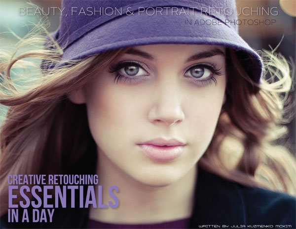 Creative Retouching Essentials eBook Cover