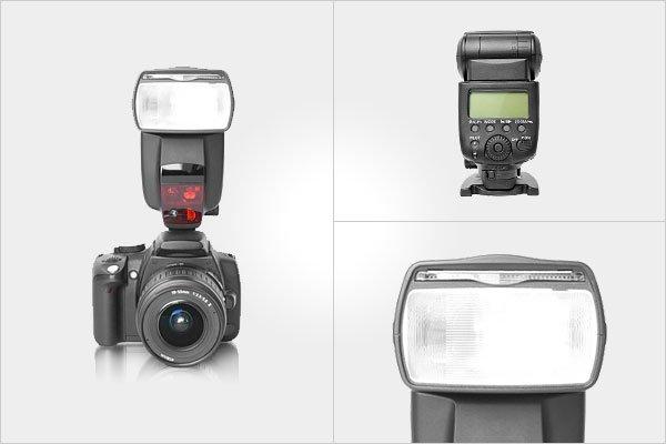 Dedicated Camera Flash