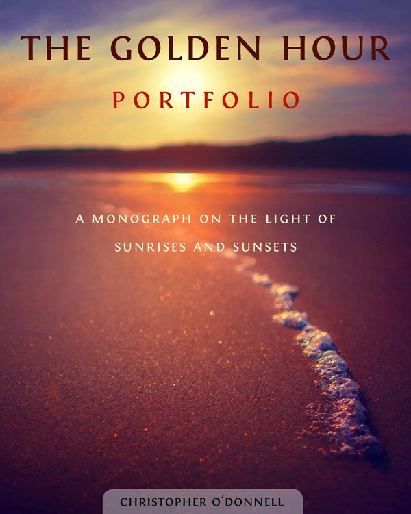 The Golden Hour Portfolio eBook Cover