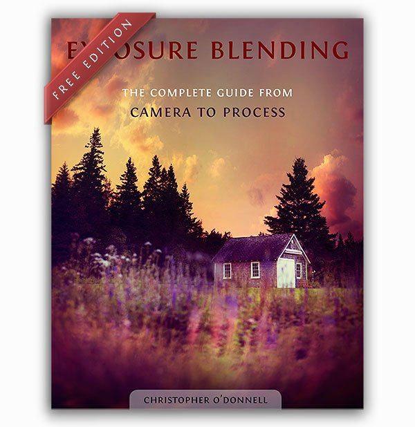 Bonus eBook - Exposure Blending