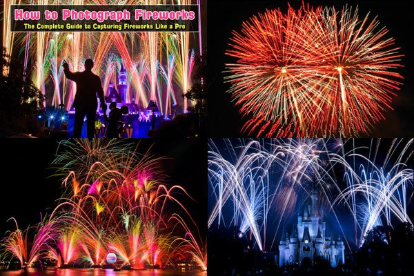 Fireworks Photography eBook
