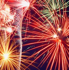 Fireworks Photography Tips