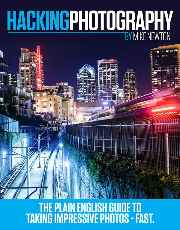 Hacking Photography eBook Cover