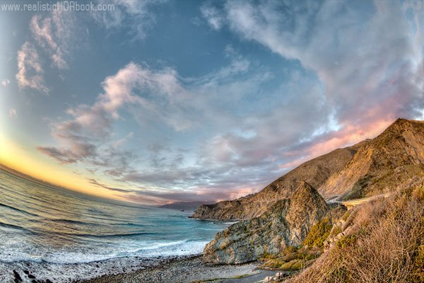 HDR Seascape Photography