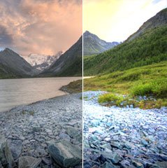 HDR Image Editing Technique