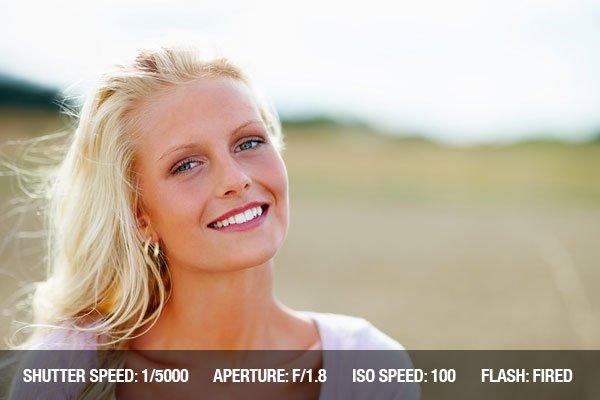 High Speed Sync Flash Sample