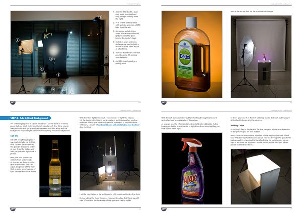 Home STudio Photography eBook Sample Pages
