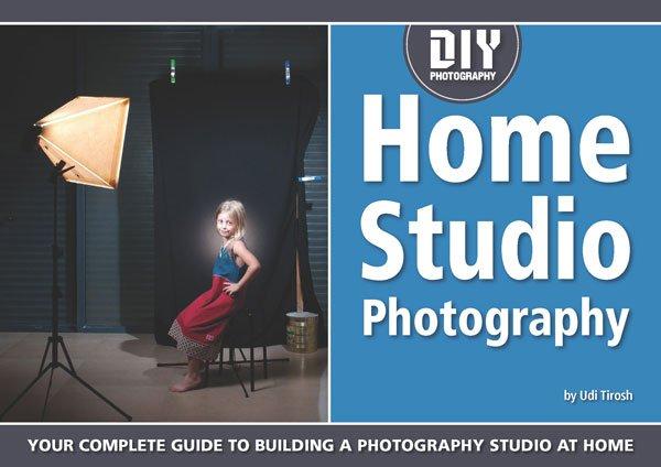 Home Studio Photography eBook Cover
