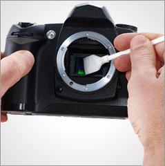 Image Sensor Cleaning