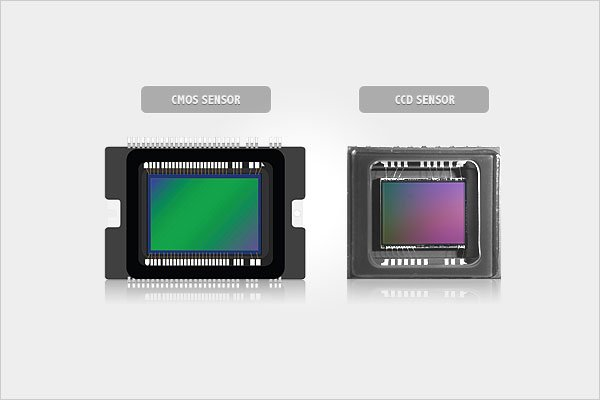 CMOS and CCD Image Sensors