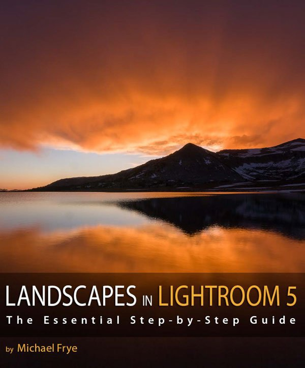 eBook: Landscapes in Lightroom 5