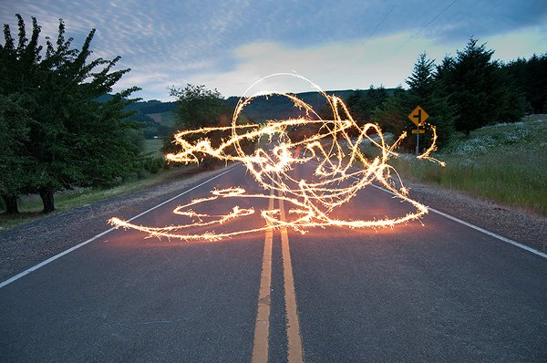 Light Painting Trick Photography eBook