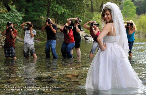 Bride Portrait Photography Session