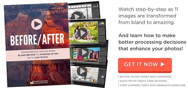 Lightroom Image Processing Video Tutorials