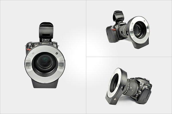 Macro Ringlight Camera Flash