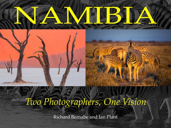 ebook Namibia:Two Photographers, One Vision
