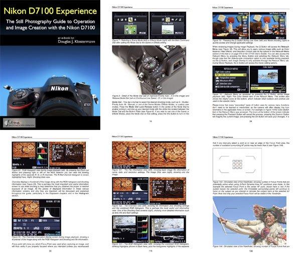 Nikon D7100 Camera eBook