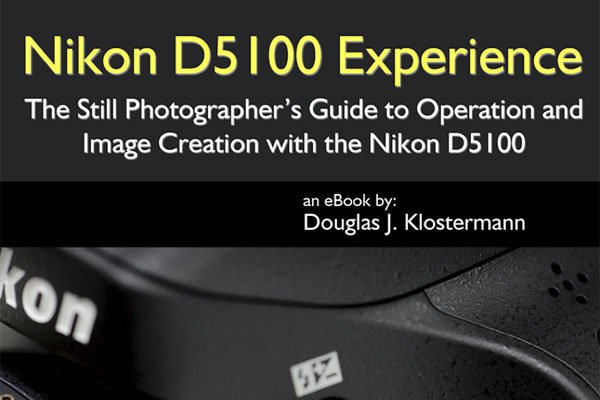Nikon D5100 Camera eBook