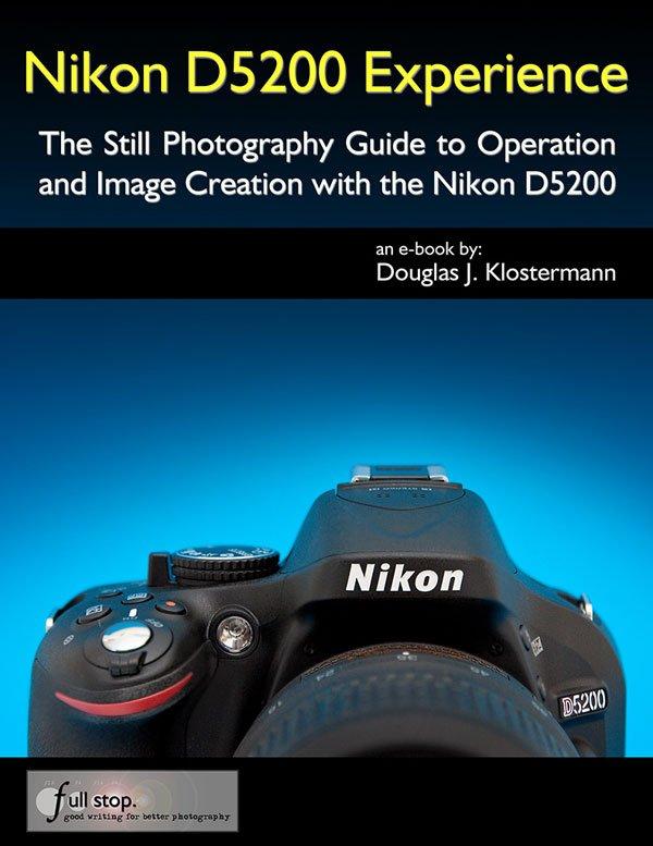 Nikon D5200 Camera eBook