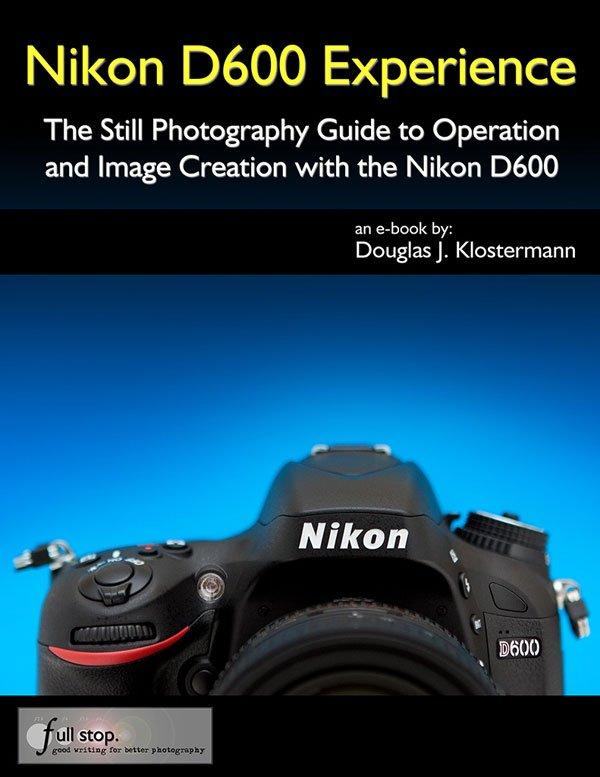 Nikon D600 Camera eBook