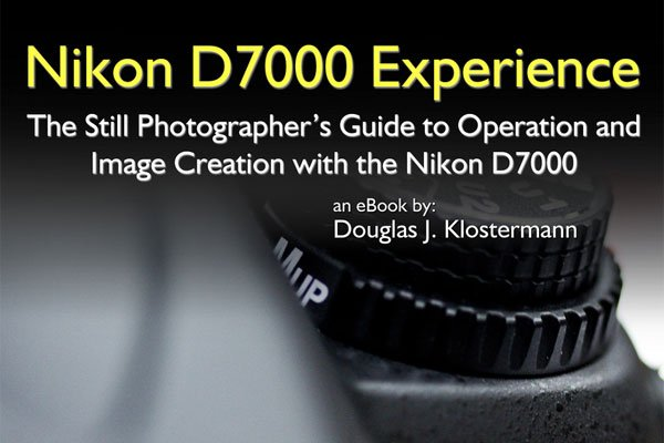 Nikon D7000 Camera eBook