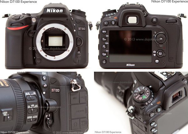 Nikon D7100 Camera Guide