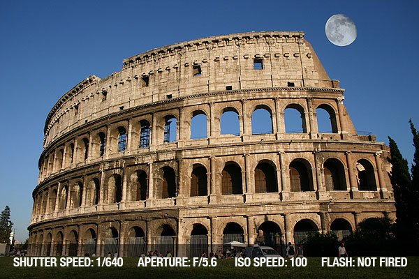 Architectural Photography - Coliseum