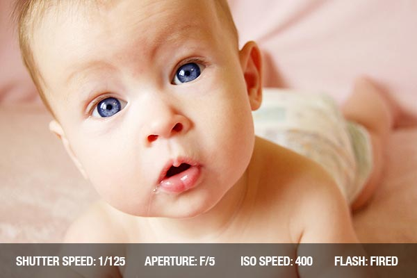 Photographing Babies | Portrait Photography Tips