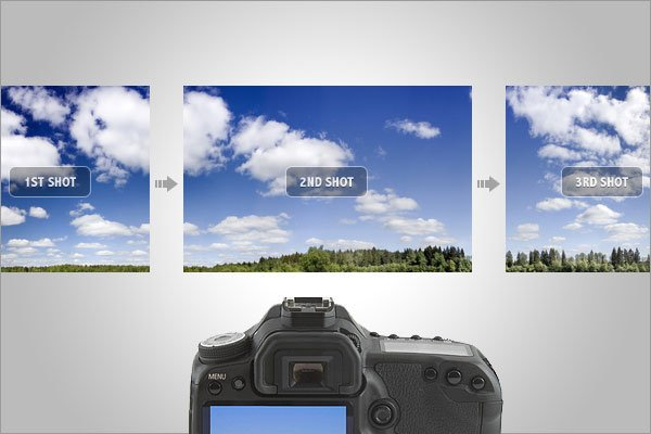 Photographing Skyscape Panoramas