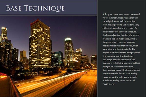 Long Exposure Photography Ebook