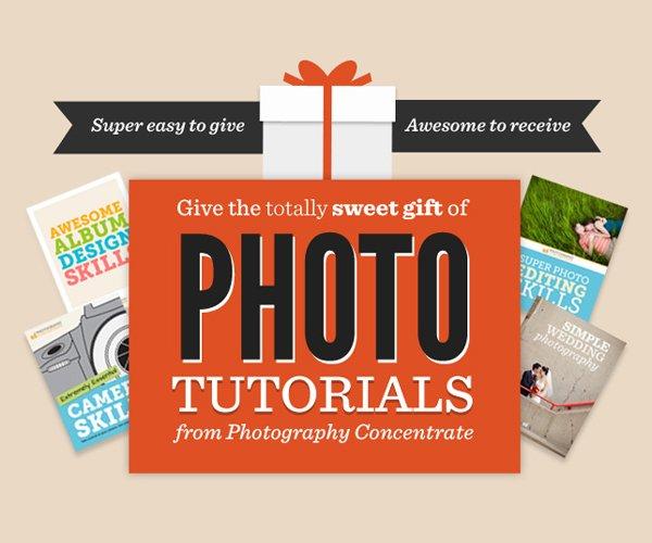 Photography eBook Gift