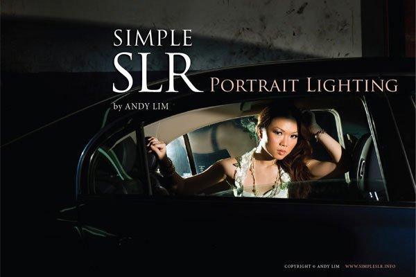 Simple SLR Portrait Lighting eBook
